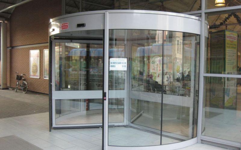 Porte Automatiche Omega System